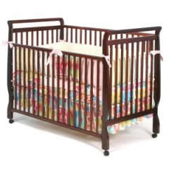 Stylish And Safe Baby Cribs