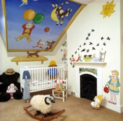 How To Decorate A Baby Nursery With Style?