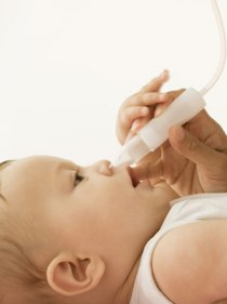 Infant Congestion - A Breathing Problem That Interferes With Sleep!