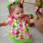 Fabulous Outfits For A Baby Girl