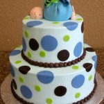 The Sweeter Side of Baby Shower Cakes