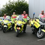 blood bike group delivers breast milk